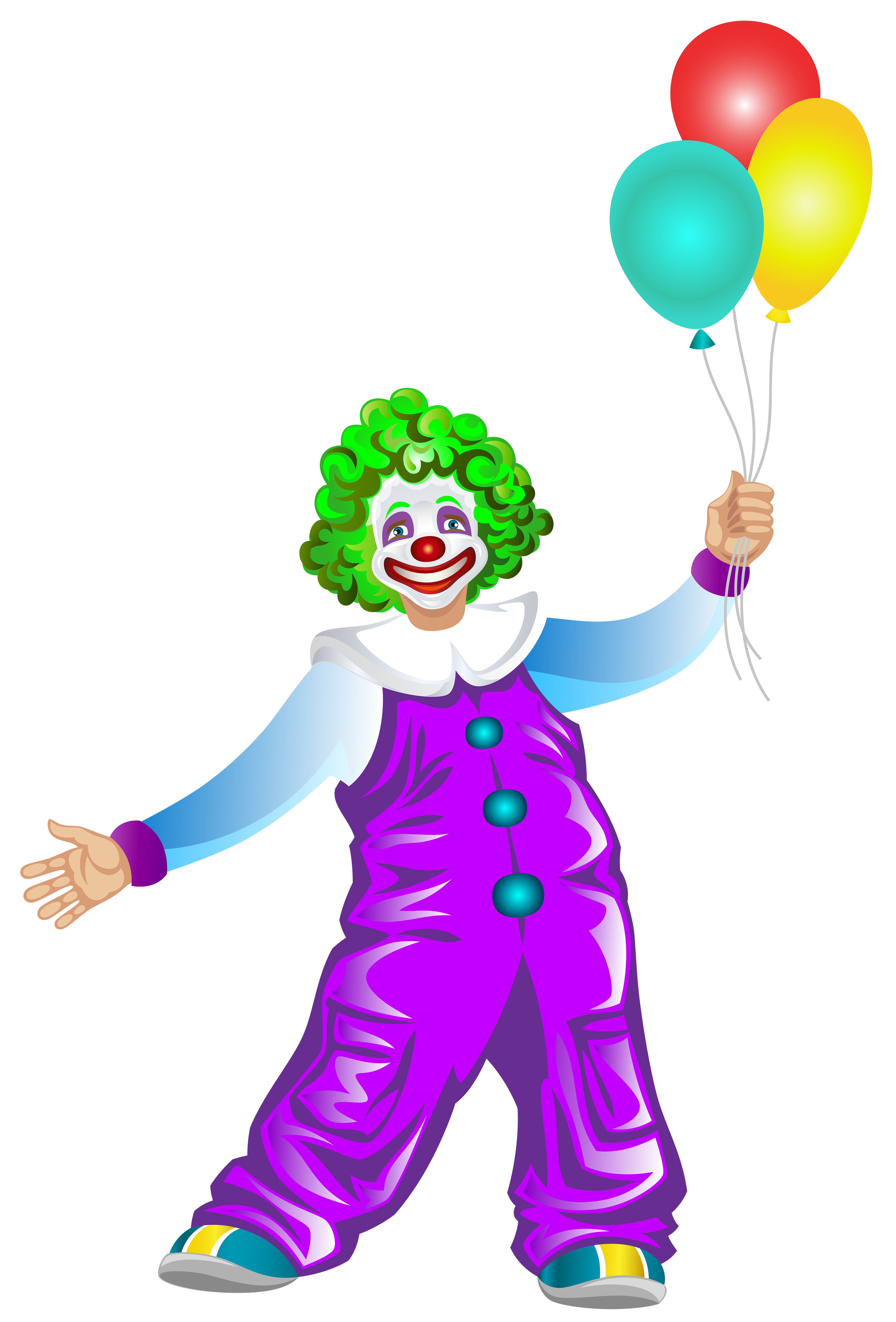 jpg library Png clip art image. Transparent 2ds clown