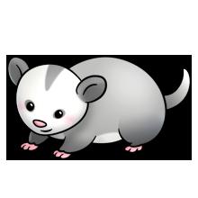 clipart royalty free stock Clown clipart pygmy marmoset. Possum lots of clip.
