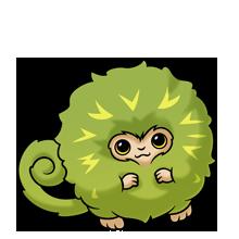 freeuse download Fluffs animals pinterest clip. Clown clipart pygmy marmoset.