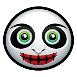 clipart transparent download Icon png image iconbug. Clown clipart scary.