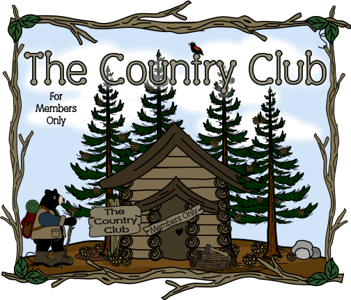 vector library download Cabin camping clipart. For digital printables and.