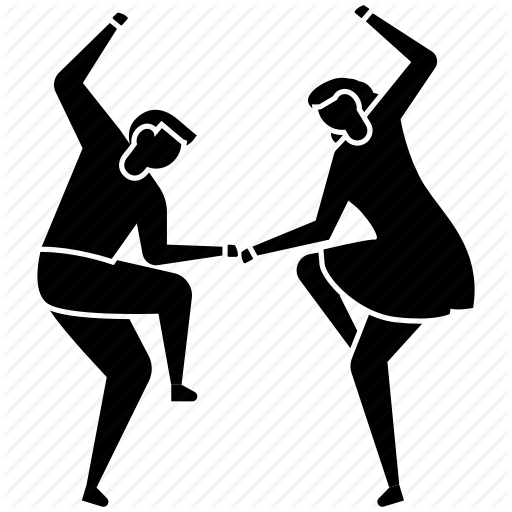 svg free download Club clipart dance performance. People by vectors market.