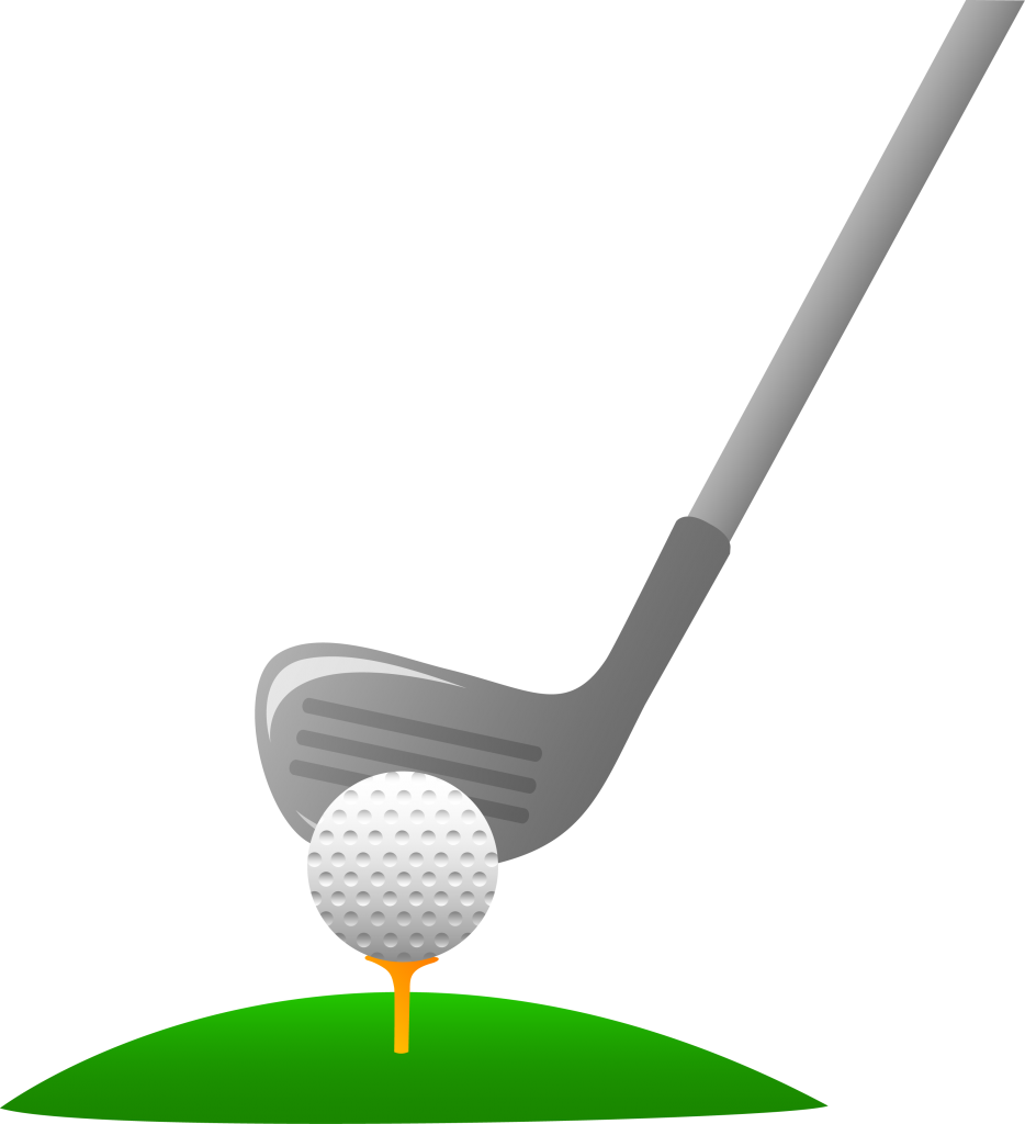png black and white download Golf free on dumielauxepices. Club clipart drawing.