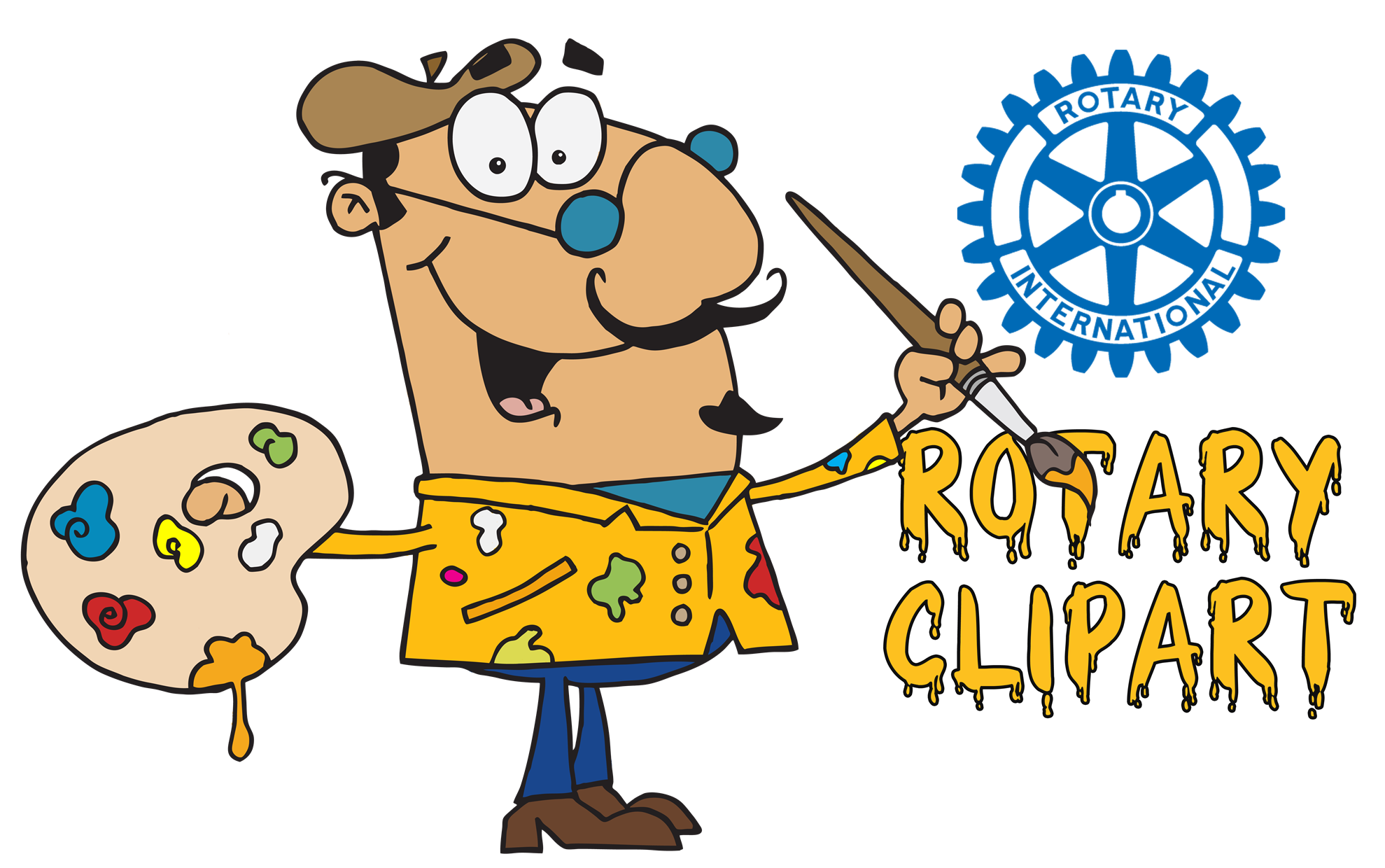clip free download Club clipart number 1. Rotary related images district.
