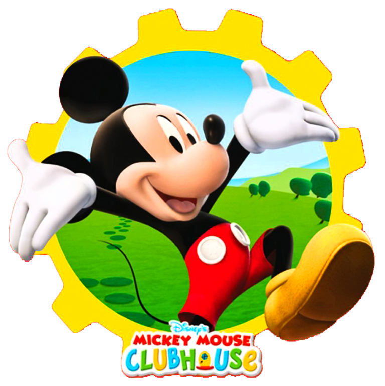 picture transparent stock Mickey mouse clip. Clubhouse clipart.