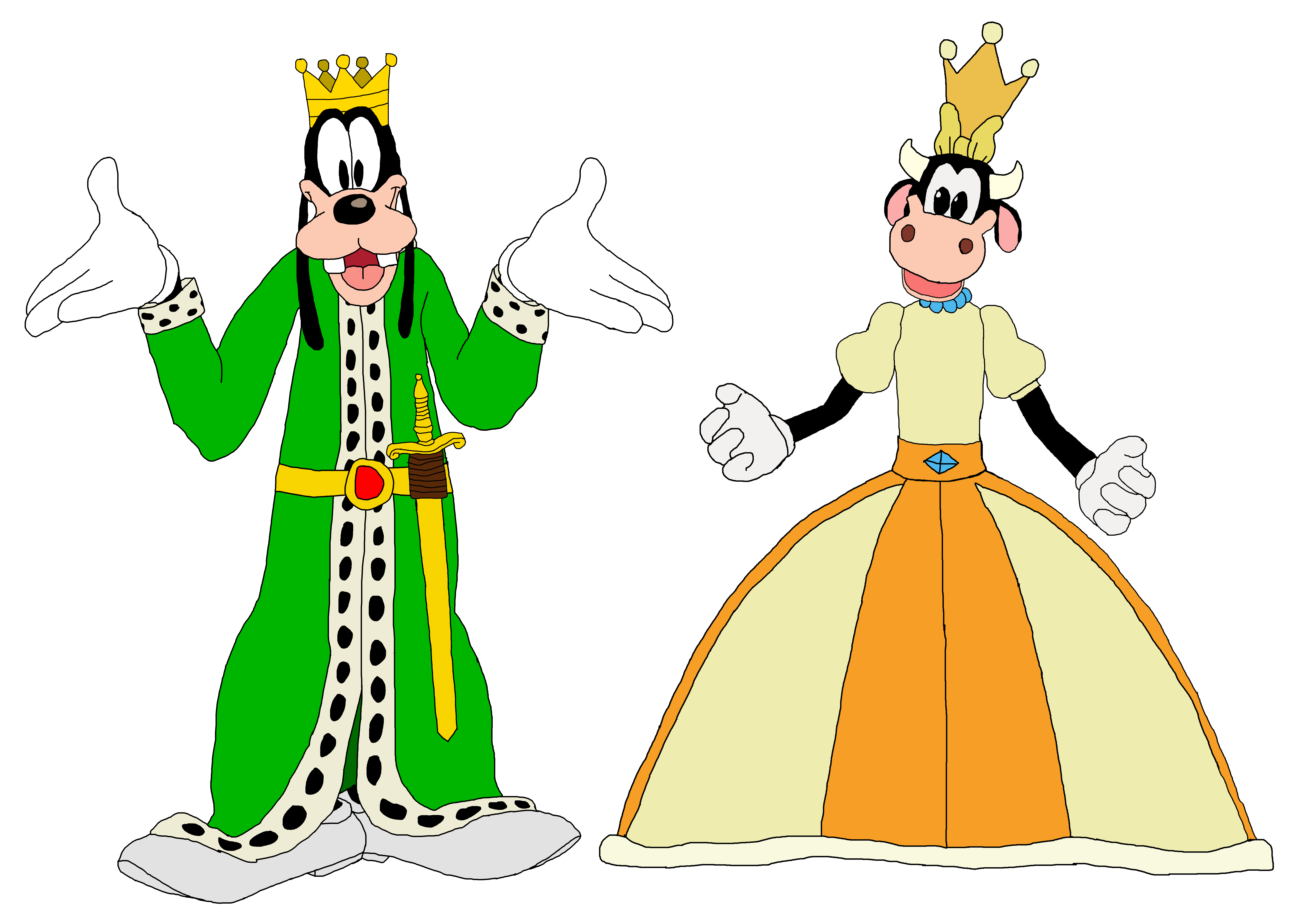 svg free download Mickey mouse images king. Clubhouse clipart clarabelle.