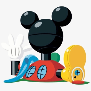 picture black and white Clubhouse clipart jpeg. Free mickey mouse cliparts.