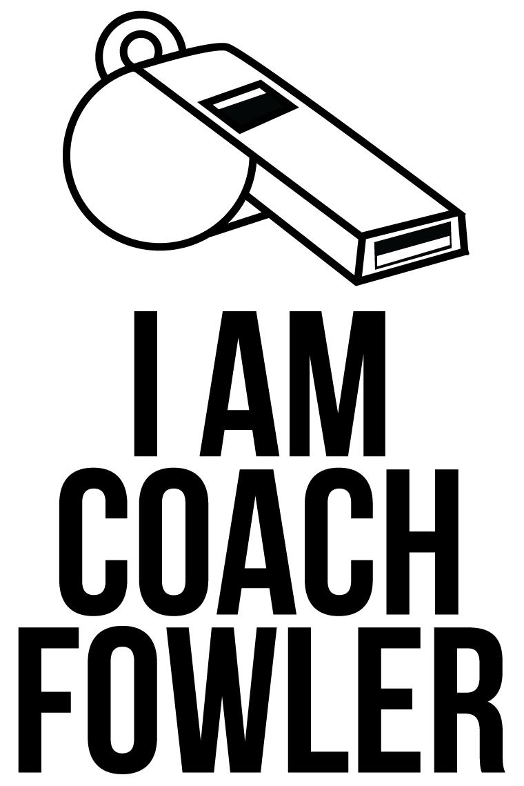 transparent download Coach clipart willpower. Blog i am fowler.