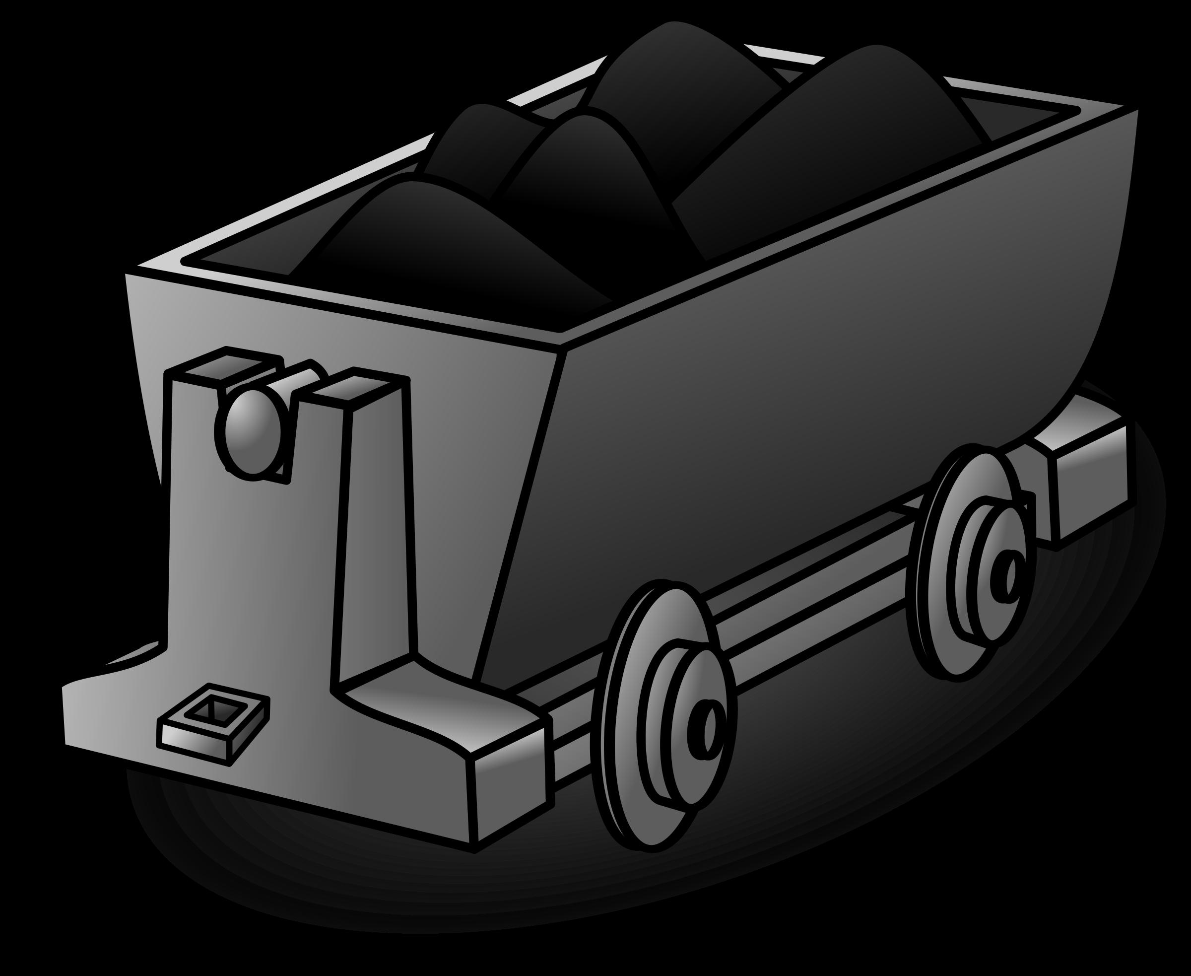 clip transparent stock Lorry big image png. Coal clipart.