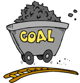 jpg royalty free library Coal clipart. Clip art panda free.