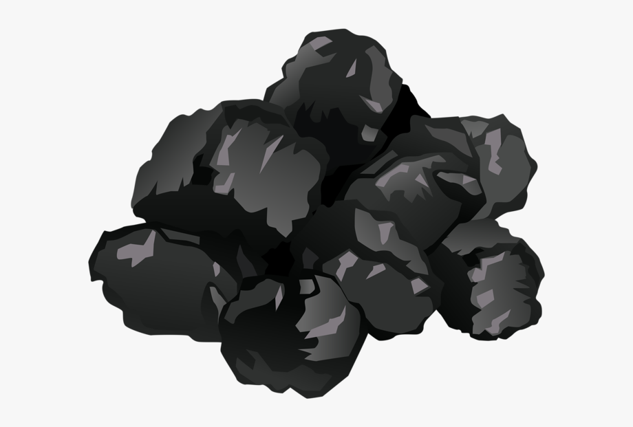 image royalty free stock Coal clipart. Black icon download hq.