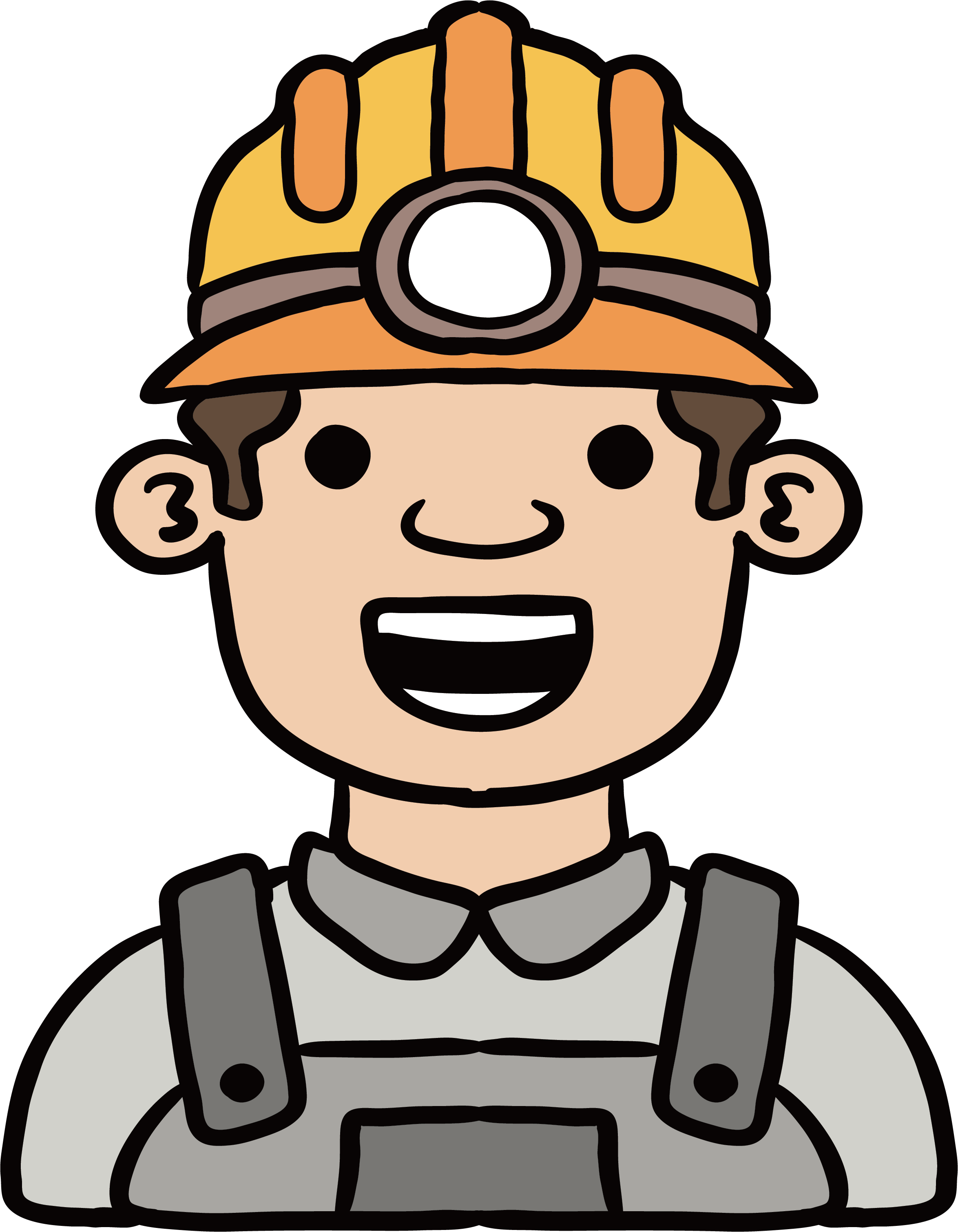 clipart library library Mining miner clip art. Coal clipart mine worker.