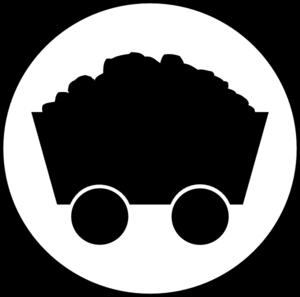 vector freeuse download Panda free images coalclipart. Coal clipart pile coal