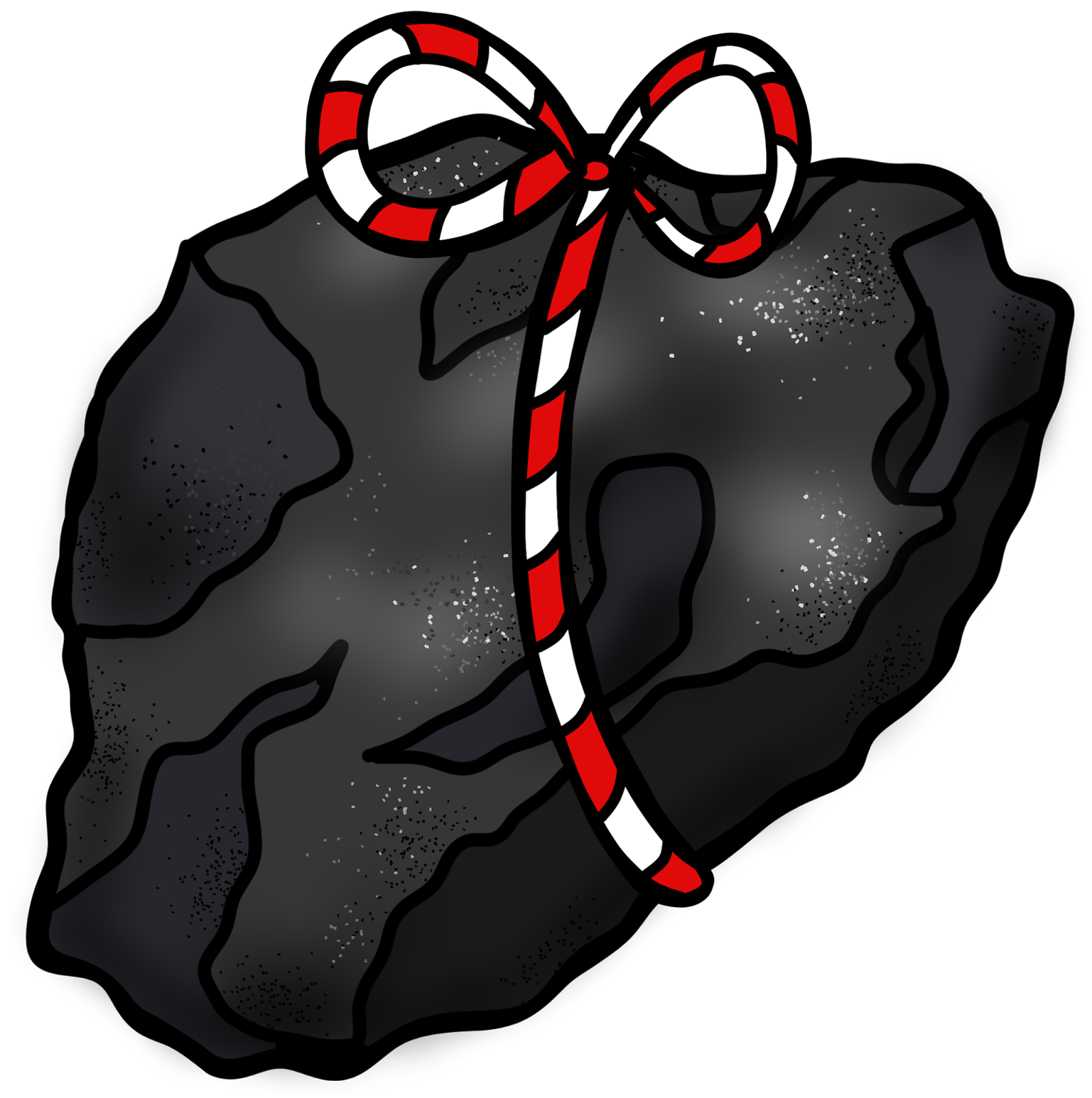picture transparent library Free ugly sweater clipart. A lump of coal