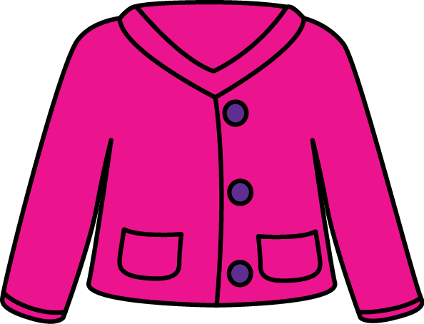 freeuse library Blazer pink free on. Coat clipart