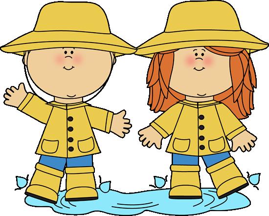 clip transparent Coat clipart children's. Rain clip art images.