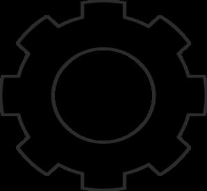 vector free stock Coat clipart gear. Clip art at clker.