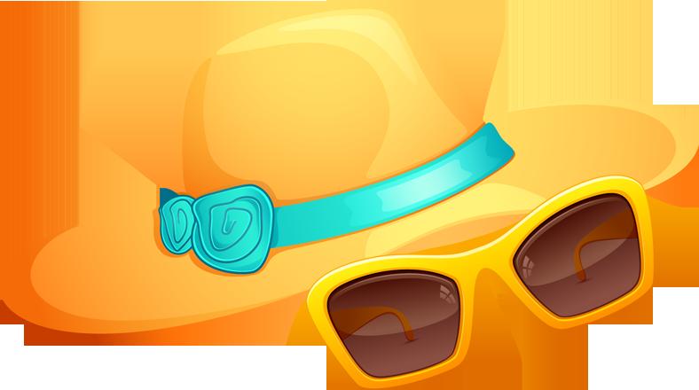 banner freeuse download Coat clipart summer. Sunglasses .