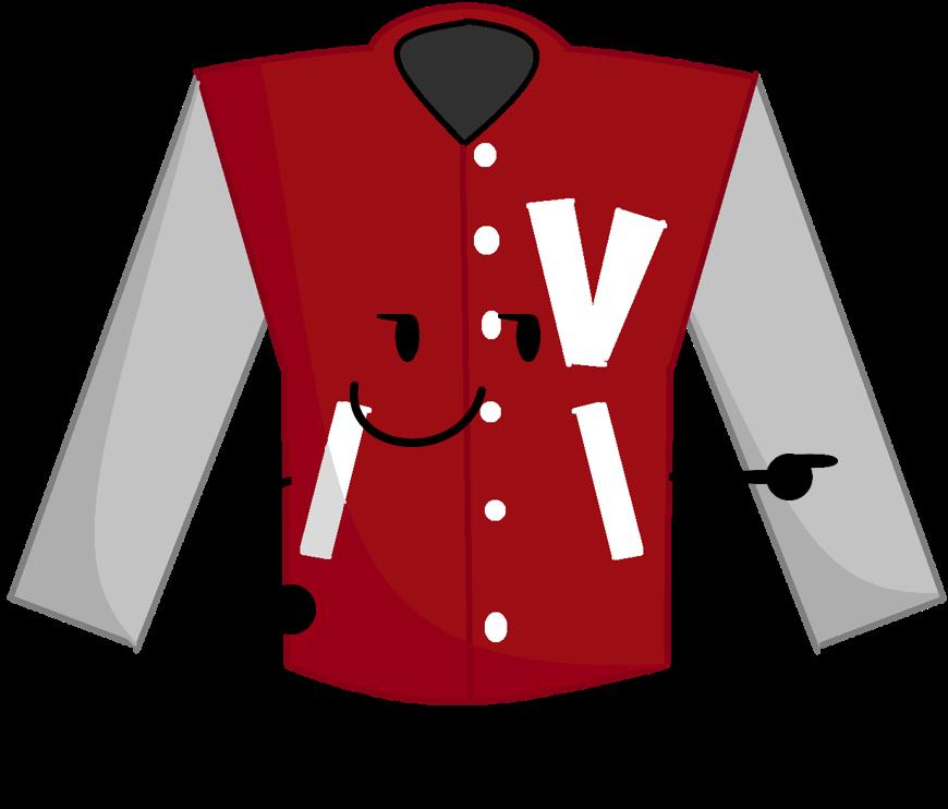 picture black and white Coat clipart varsity jacket. Object treachery wiki fandom.