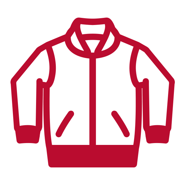picture library download Coat clipart varsity jacket. Jackets fineline imprints.