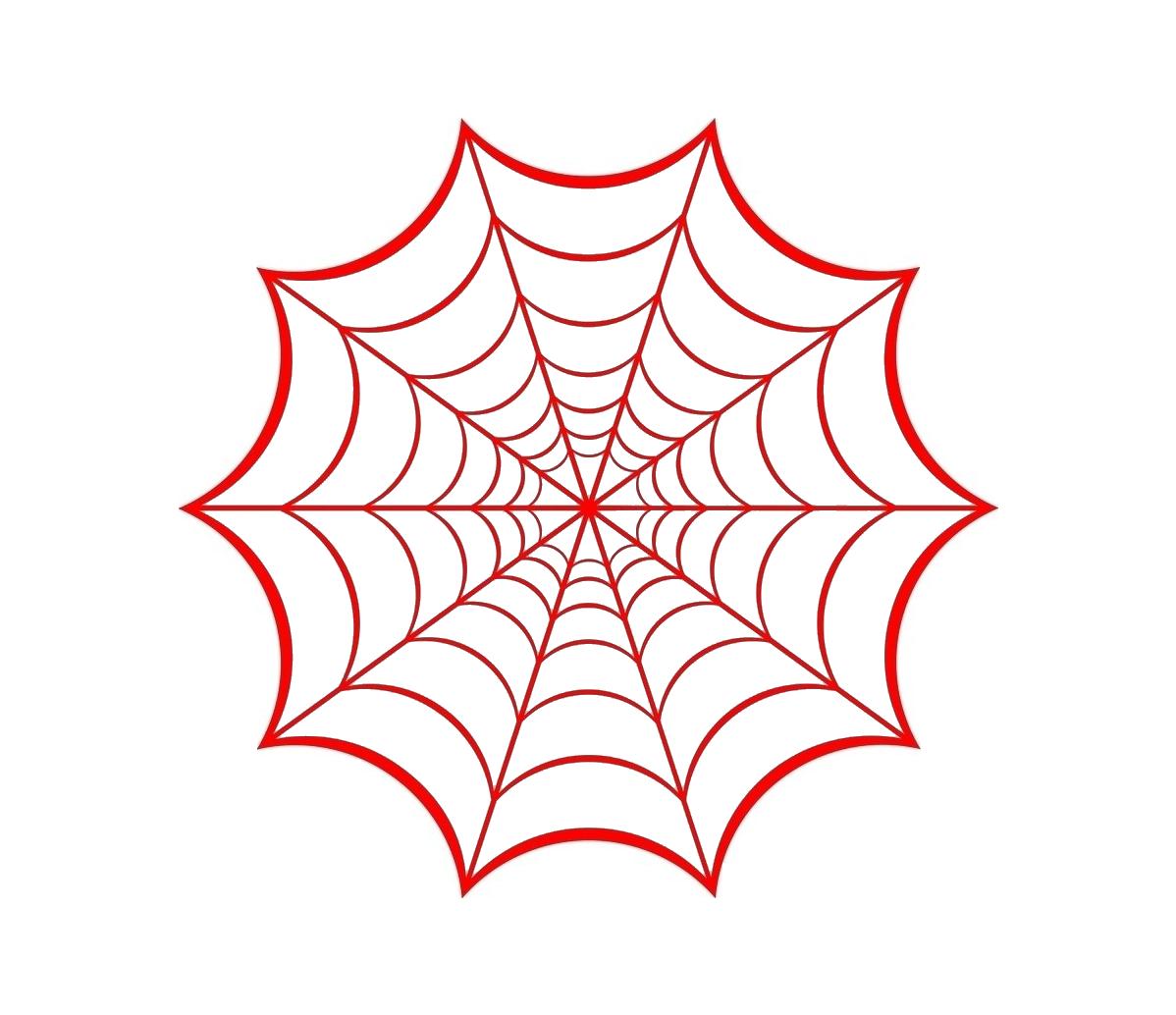 jpg library stock Spider web clip art. Cobweb drawing