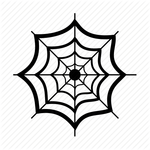 clipart black and white stock Cobweb drawing. Halloween by natalya skidan