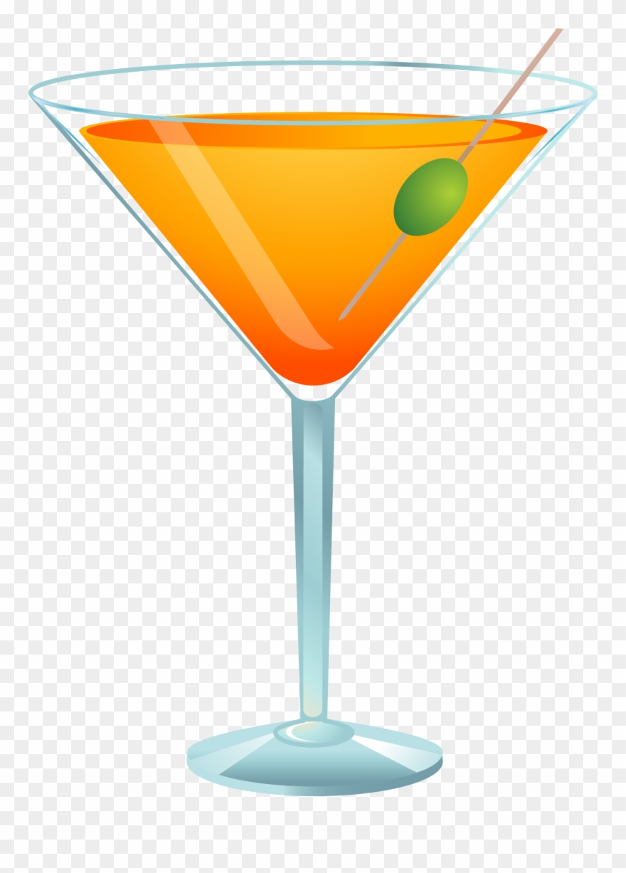 jpg free library Drink png transparent . Cocktail clipart