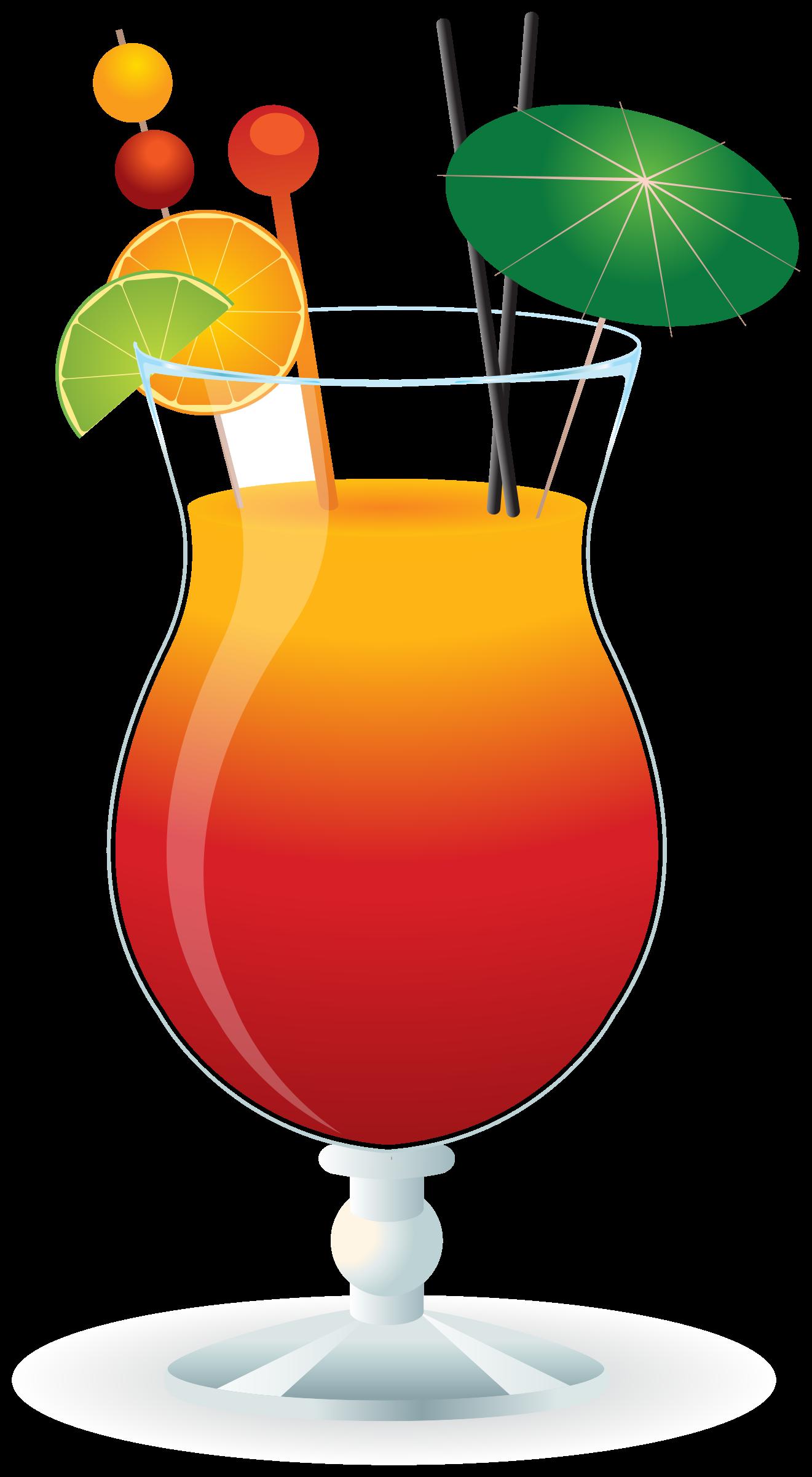 clip art Drink clipart. Cocktail glass big image