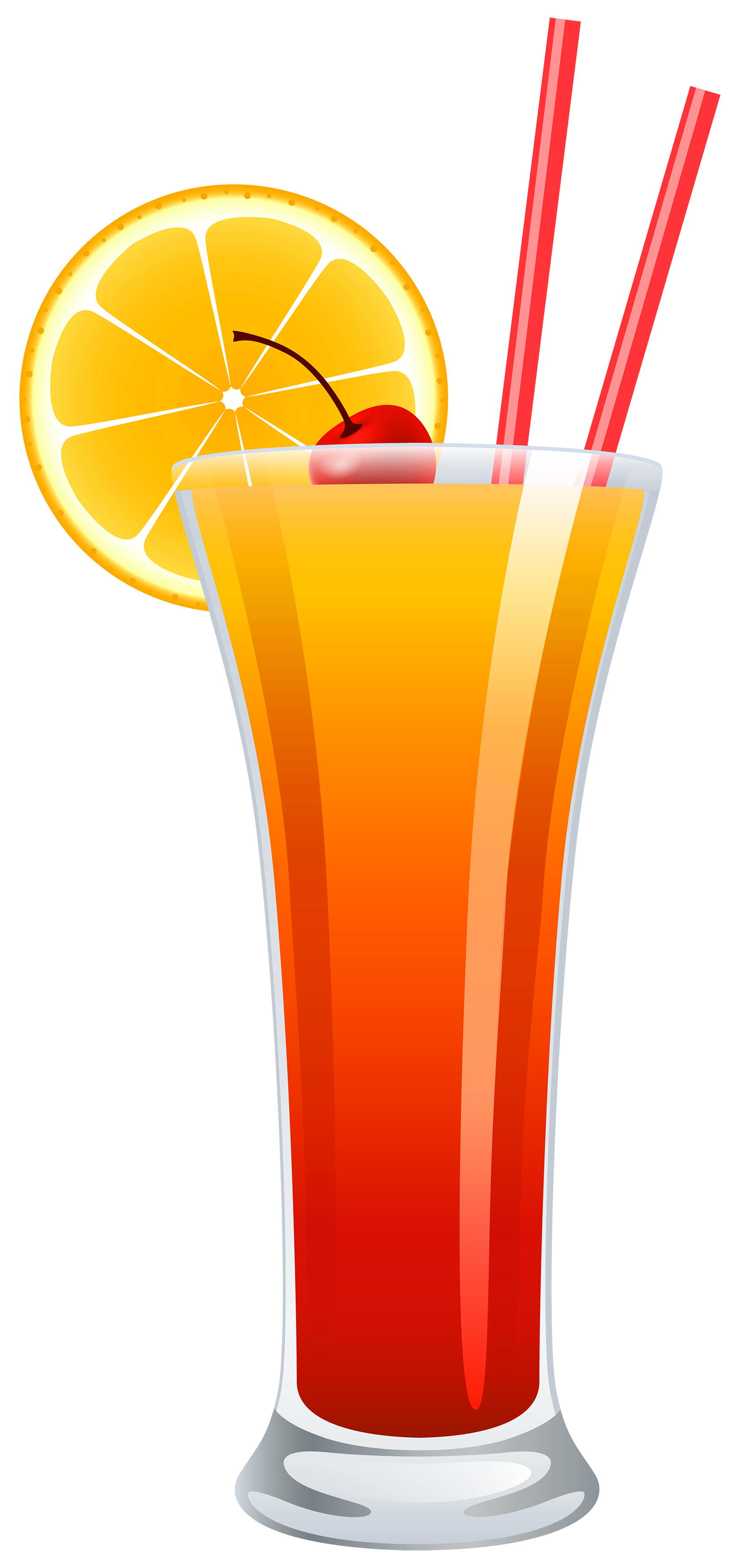 clip transparent Tequila sunrise png best. Cocktails clipart old fashioned cocktail