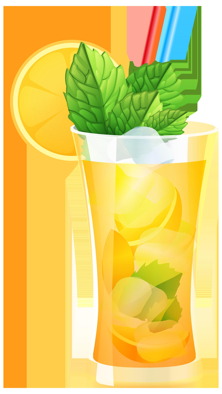 clip art free Transparent orange cocktail png. Cocktails clipart