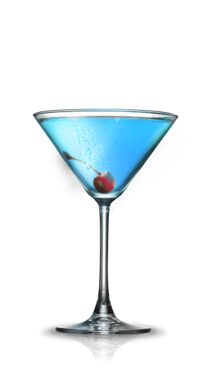 vector library library Cocktail flow arrow. Cocktails clipart blue bird