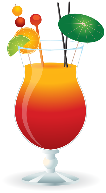 library Free Cocktail Cliparts