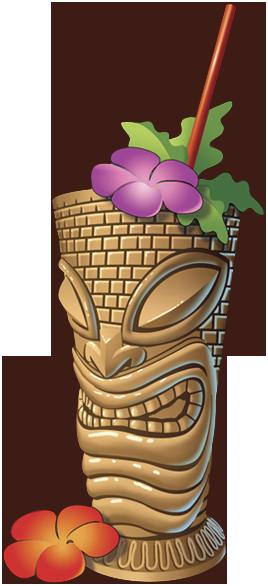 clip art freeuse stock Reviews forbidden island lounge. Tiki clipart tiki drink