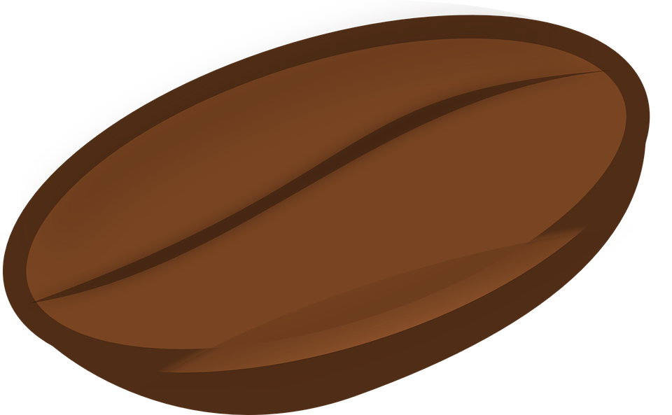 picture freeuse Cocoa clipart. Bean transparent free on