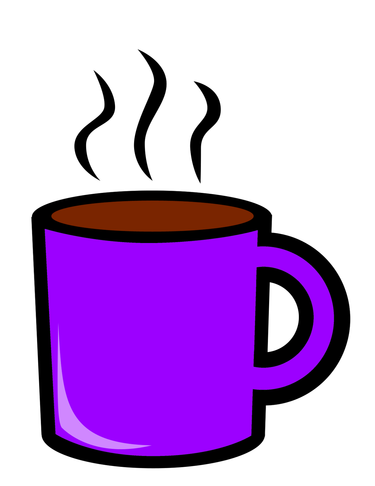 picture library download Cups clipart anthropomorphic. Hot chocolate ikolatal pinterest.