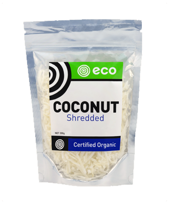 clipart download Eco Organic Coconut Shredded