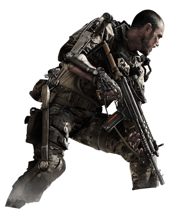graphic transparent stock Call Of Duty Right transparent PNG