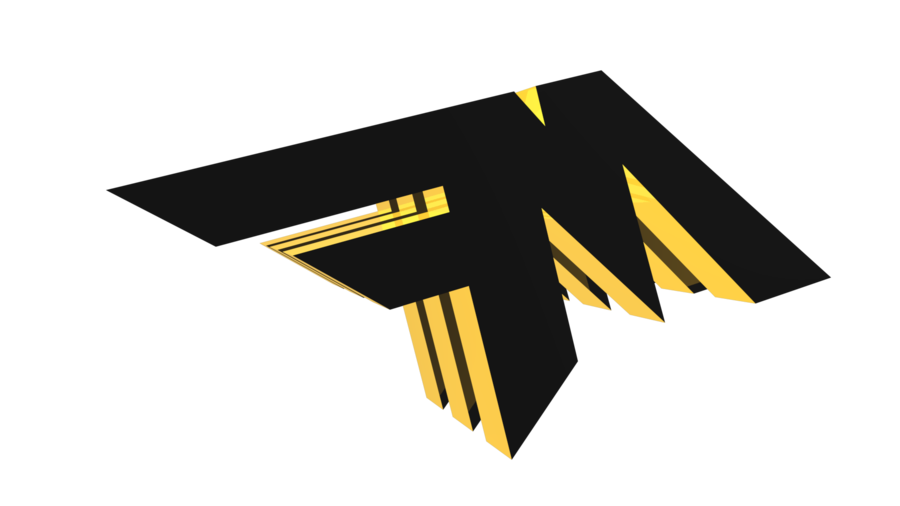 svg download FaMe Call of Duty Clan Logo by GFX