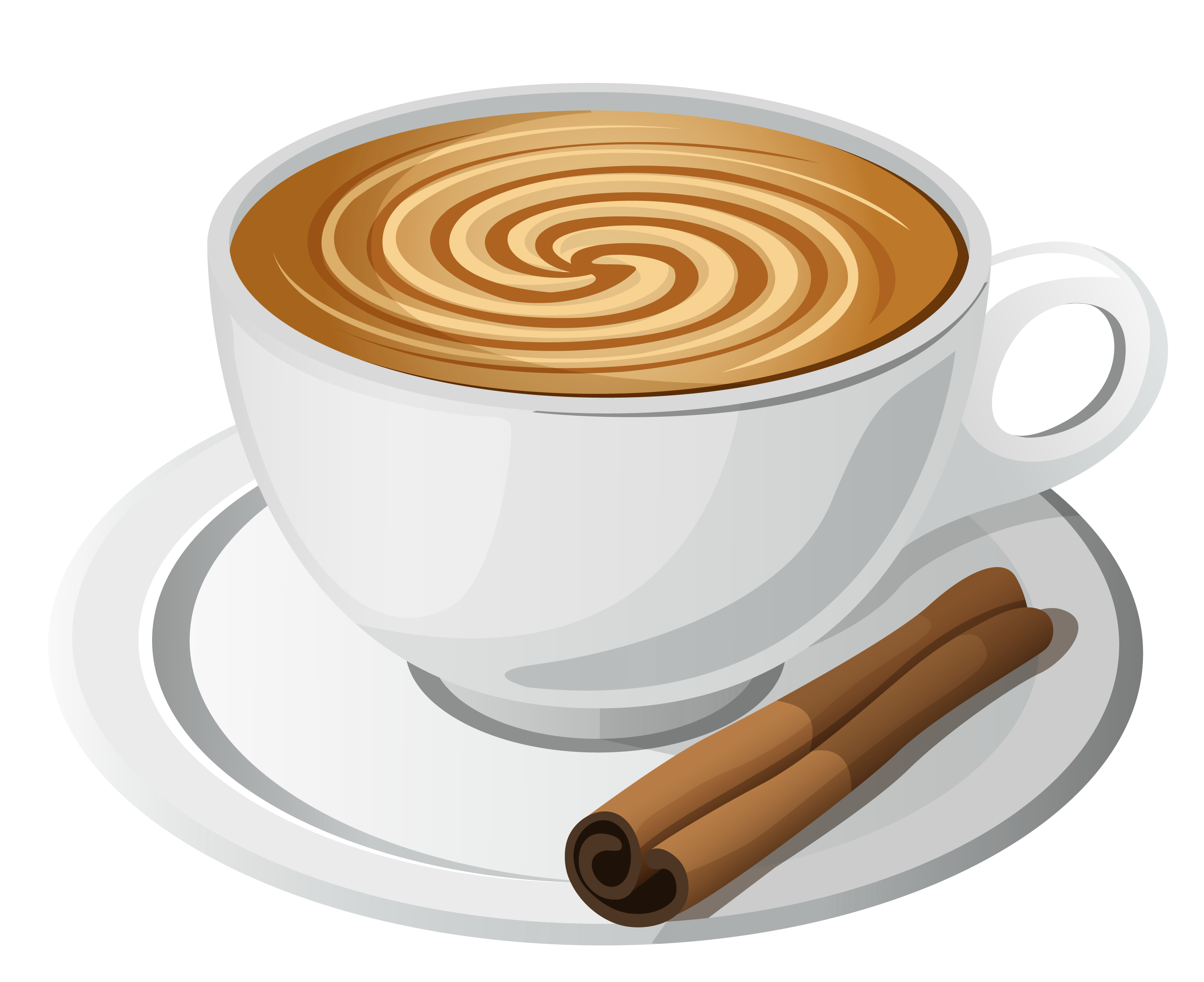 png free library Coffee and cookies clipart. With cinnamon png gallery