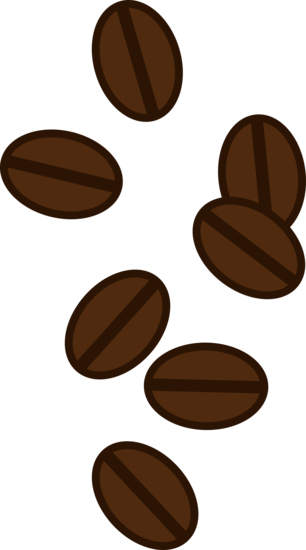 graphic royalty free stock Scattered beans pinterest and. Coffee shop clipart free