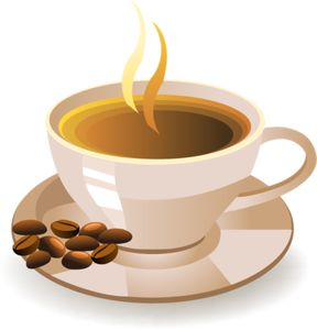 graphic library Coffee clipart. Free clip art download