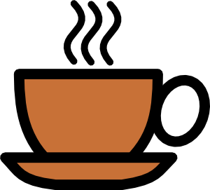 graphic library library Coffee Clip Art Free