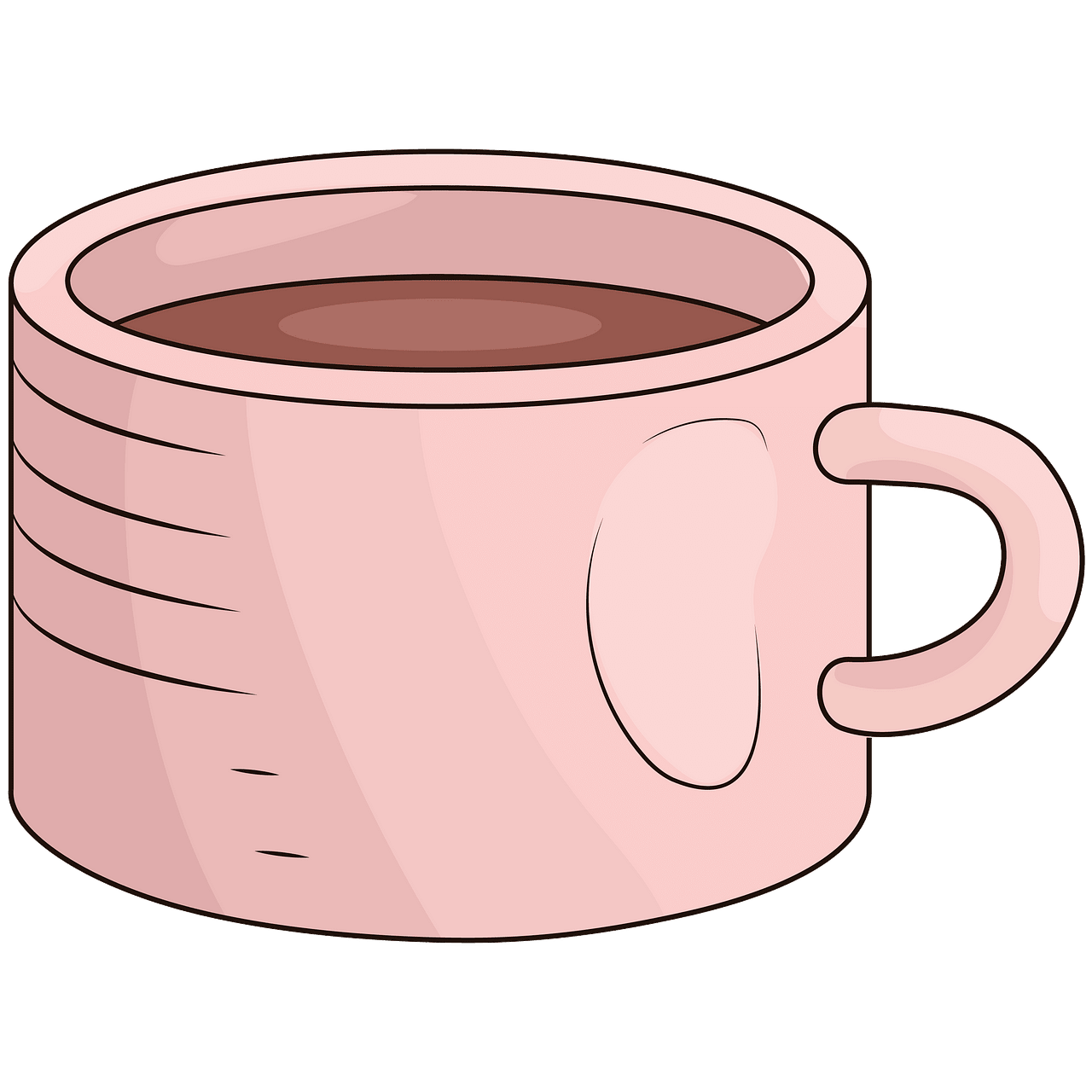 banner royalty free library Coffee cup clipart free. Download creazilla