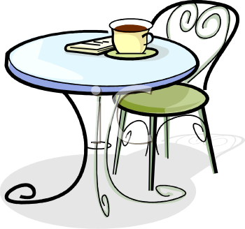 banner black and white stock Coffee shop clipart free. Download clip art