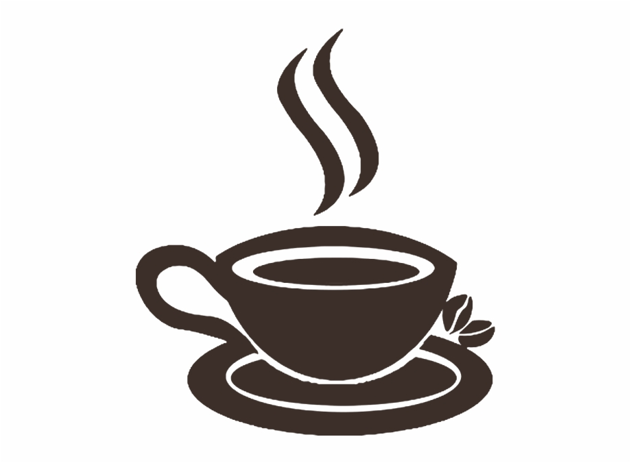 clip art black and white Download for free png. Coffee smoke clipart