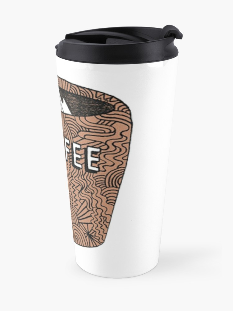 clip freeuse library Coffee travel mug clipart.