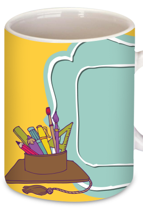 svg black and white library Buy standard teachers day. Coffee travel mug clipart