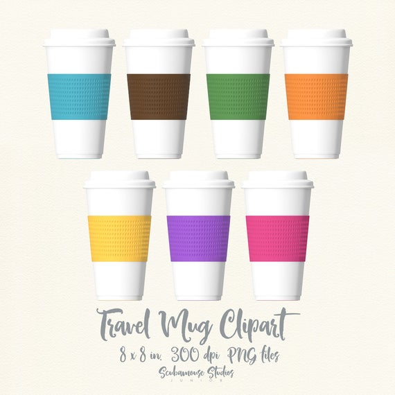 picture freeuse library  off thru only. Coffee travel mug clipart