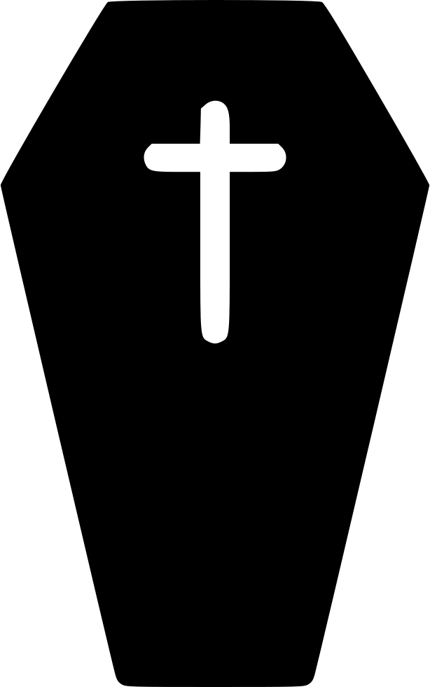 graphic free library Coffin clipart. Svg free on dumielauxepices.