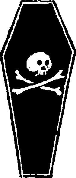 jpg transparent stock Coffin Clipart clip art